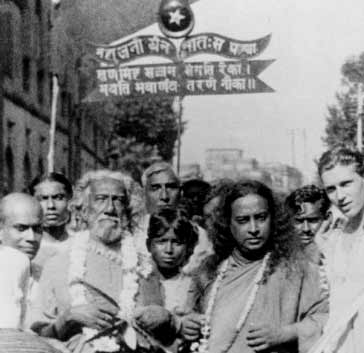 Sri Yukteswar Prevents Yogananda from Visiting Kashmir